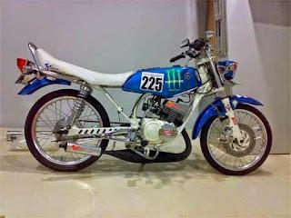 contoh modifikasi motor rx king 1997 6