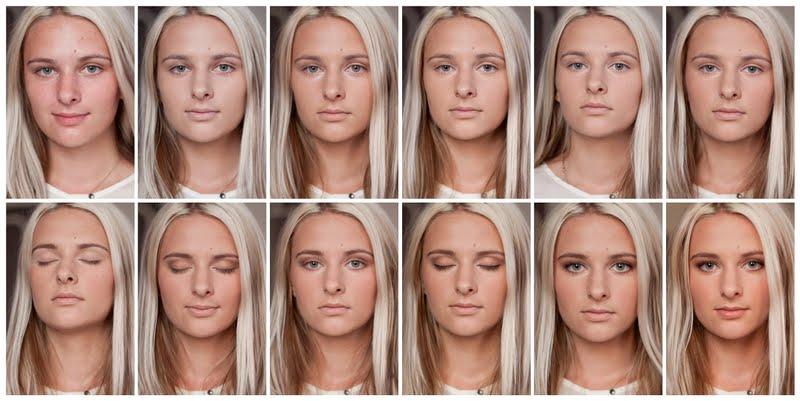 Как сделать естественный макияж для школы