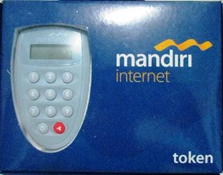 Cara Tranfer Uang via Token Internet Banking Mandiri Terbaru 2014