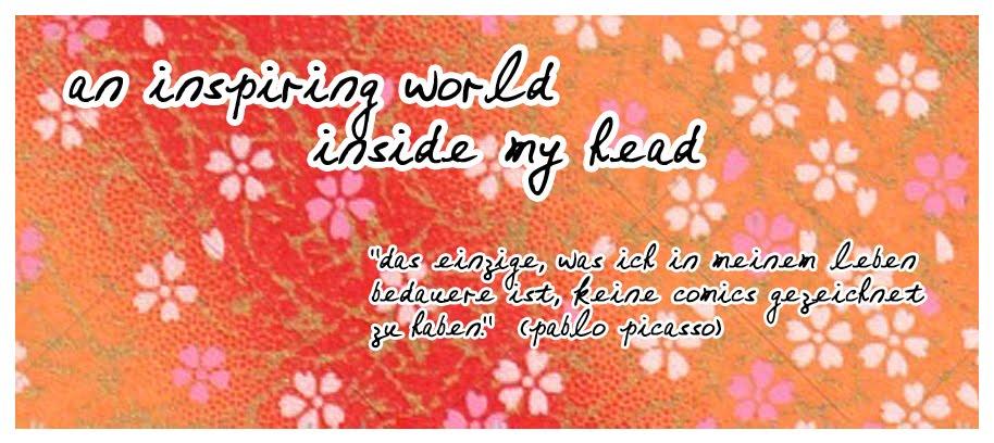 an inspiring world inside my head