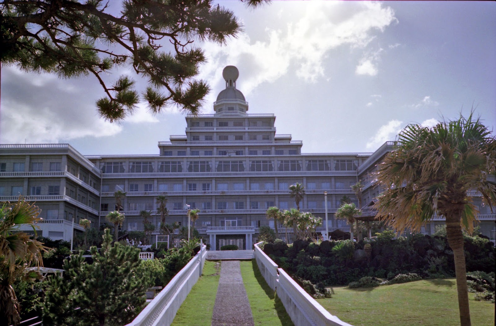 八丈島,ホテル〈著作権フリー無料画像〉Free Stock Photos