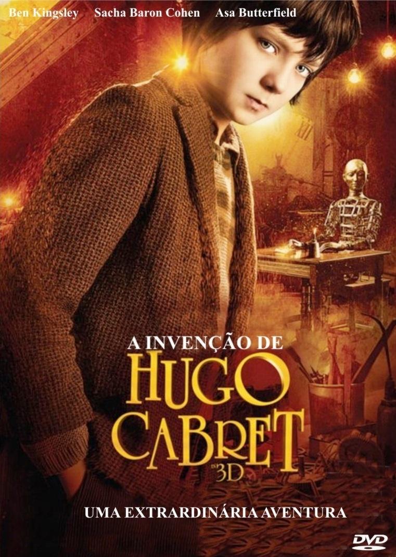 A Invenção de Hugo Cabret – Dublado (2011)
