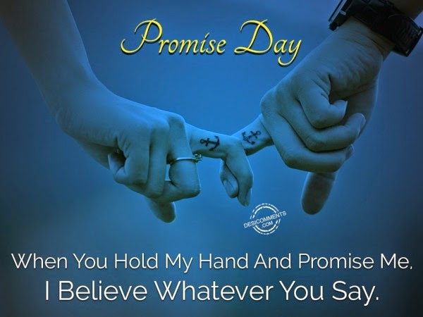 Happy promise day images,graphics,pictures