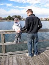 Walking Barefoot On the Boardwalk
