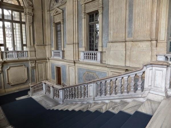 Turin Italie palazzo madama