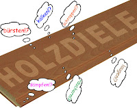 Holz- Oberflächenveredelungen
