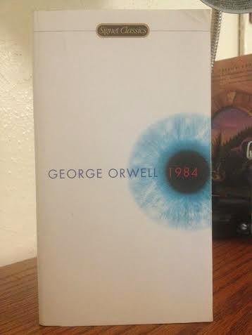 an analysis of the book 1984 by george orwell on the topic of control and power