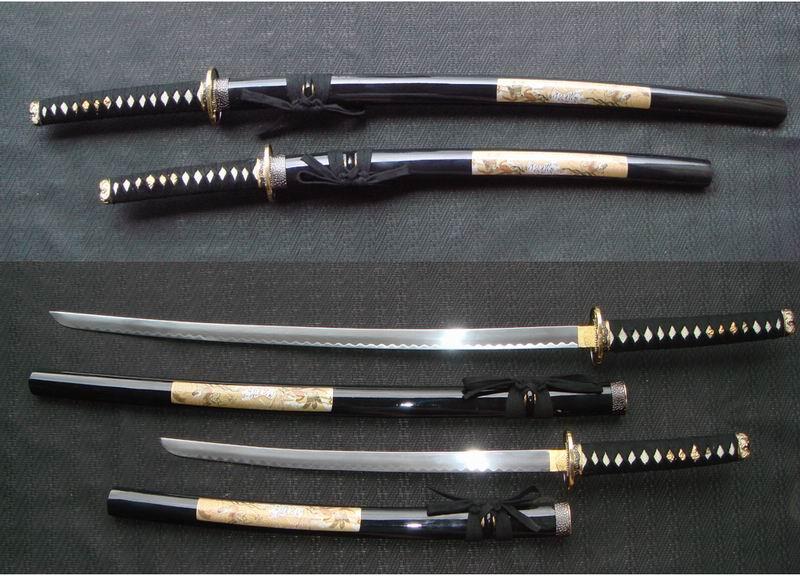 Funny Absurd Samurai Sword