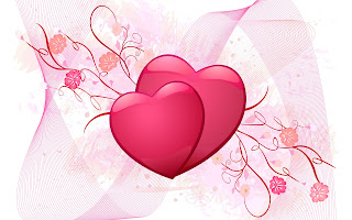 Valentines Day Pictures of  Pink color Heart 2013