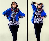 Hijab Style Yulia Rahayu