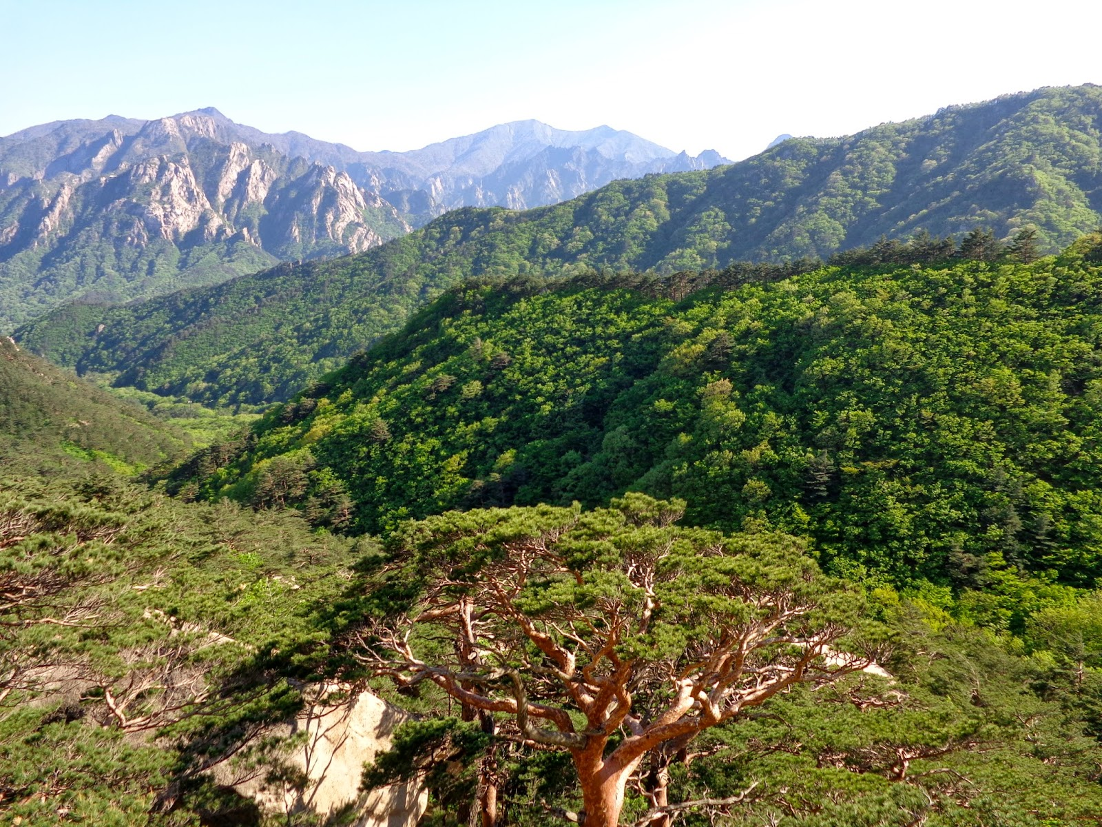 Seoraksan-National-Park-mountain-view