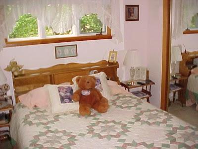 Download desain kamar anak tema teddy bear