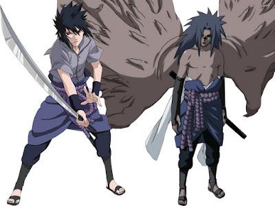 6. Sasuke (Naruto)