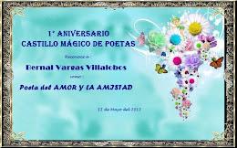 I° Aniversario Castillos Mágico de Poetas