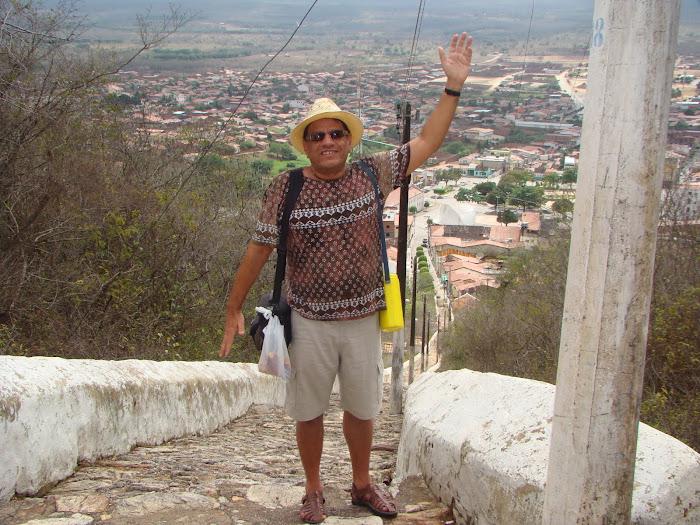 Via-Sacra de Monte Santo