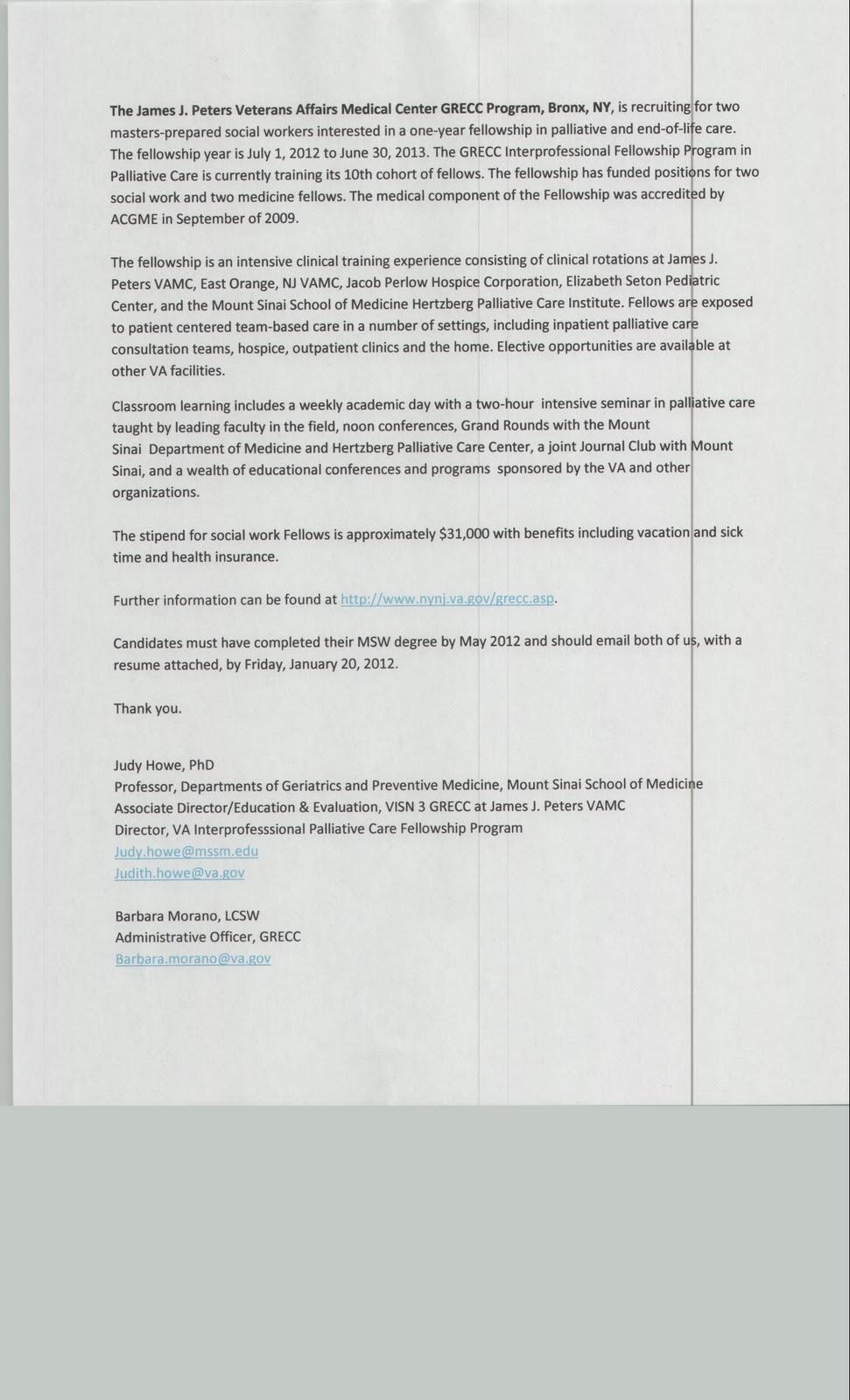 Lcsw resume example