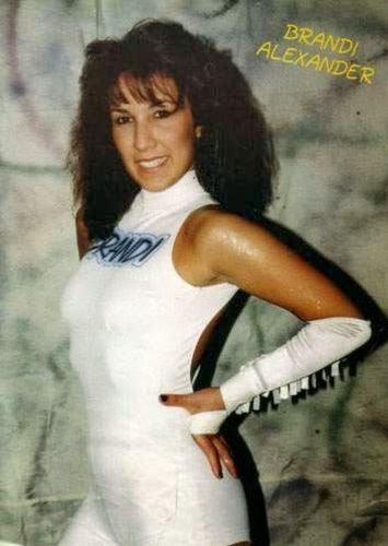 Brandi Alexander - Women Wrestling
