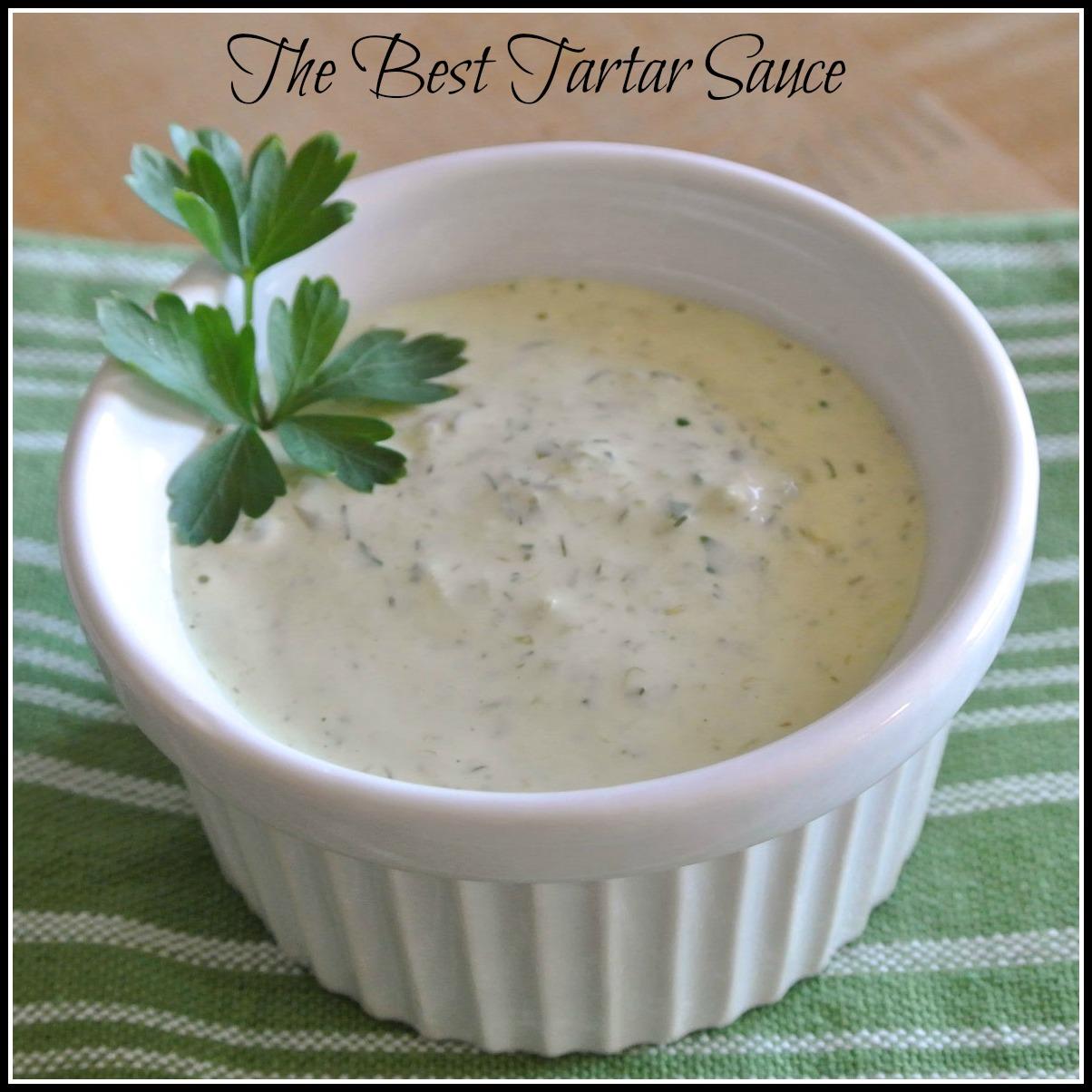 Mom, What's For Dinner?: The Best Tartar Sauce