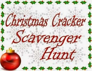Christmas Cracker Scavenger Hunt