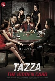 Thần Bài - Gái Giang Hồ 2 - Tazza The Hidden Card (2014)