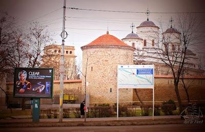 manastirea golia iasi februarie 2013