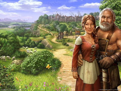 The Settlers Online 3 - F2P Web Gamez