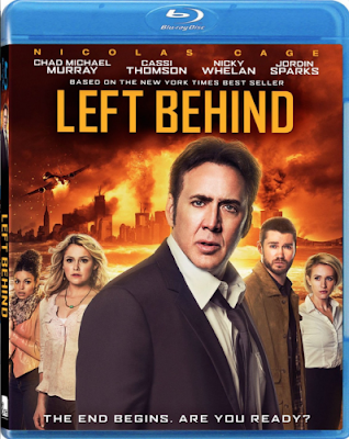 Left Behind 2014 Dual Audio BRRip 480p 300mb ESub