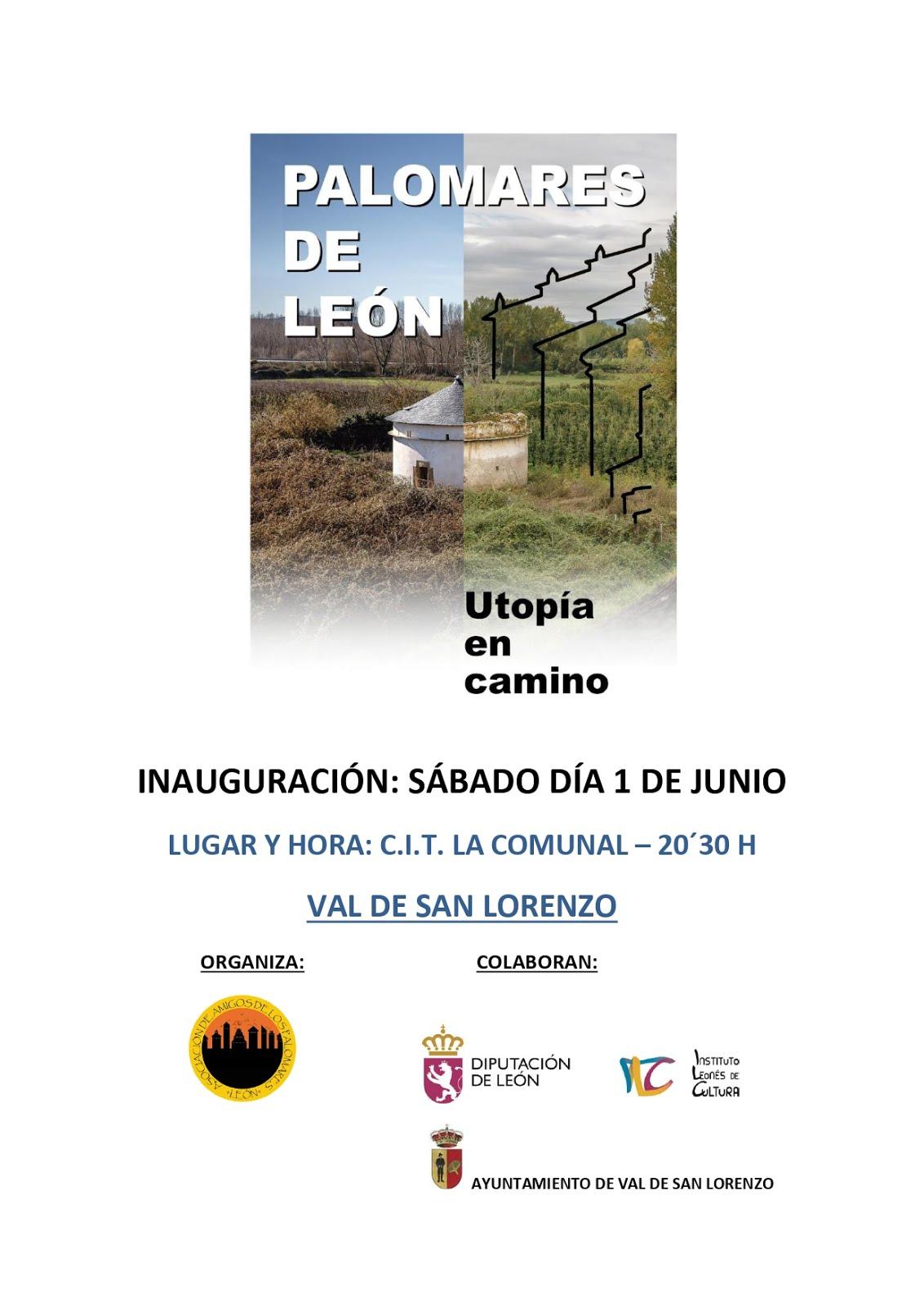 Palomares de León. Utopía en Camino en el Museo Textil La Comunal