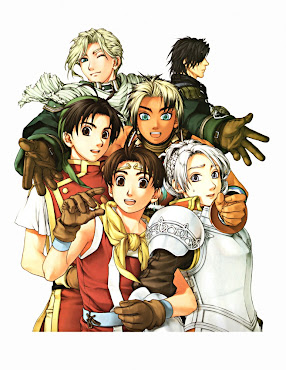 #25 Suikoden Wallpaper