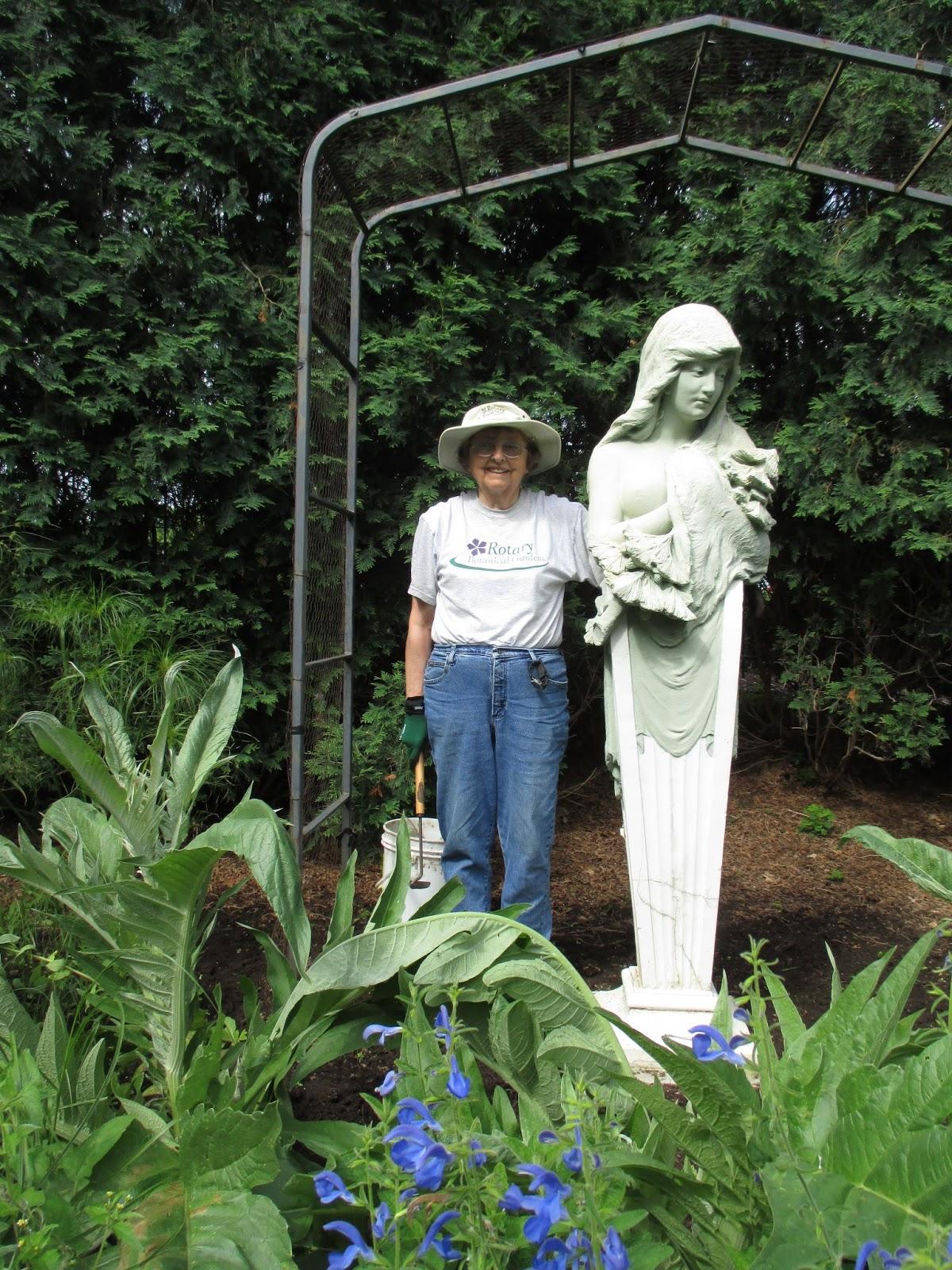 Back To Basics - Rotary Botanical Gardens