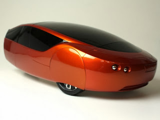 Urbee 2 A Prototype 3D Printed Car