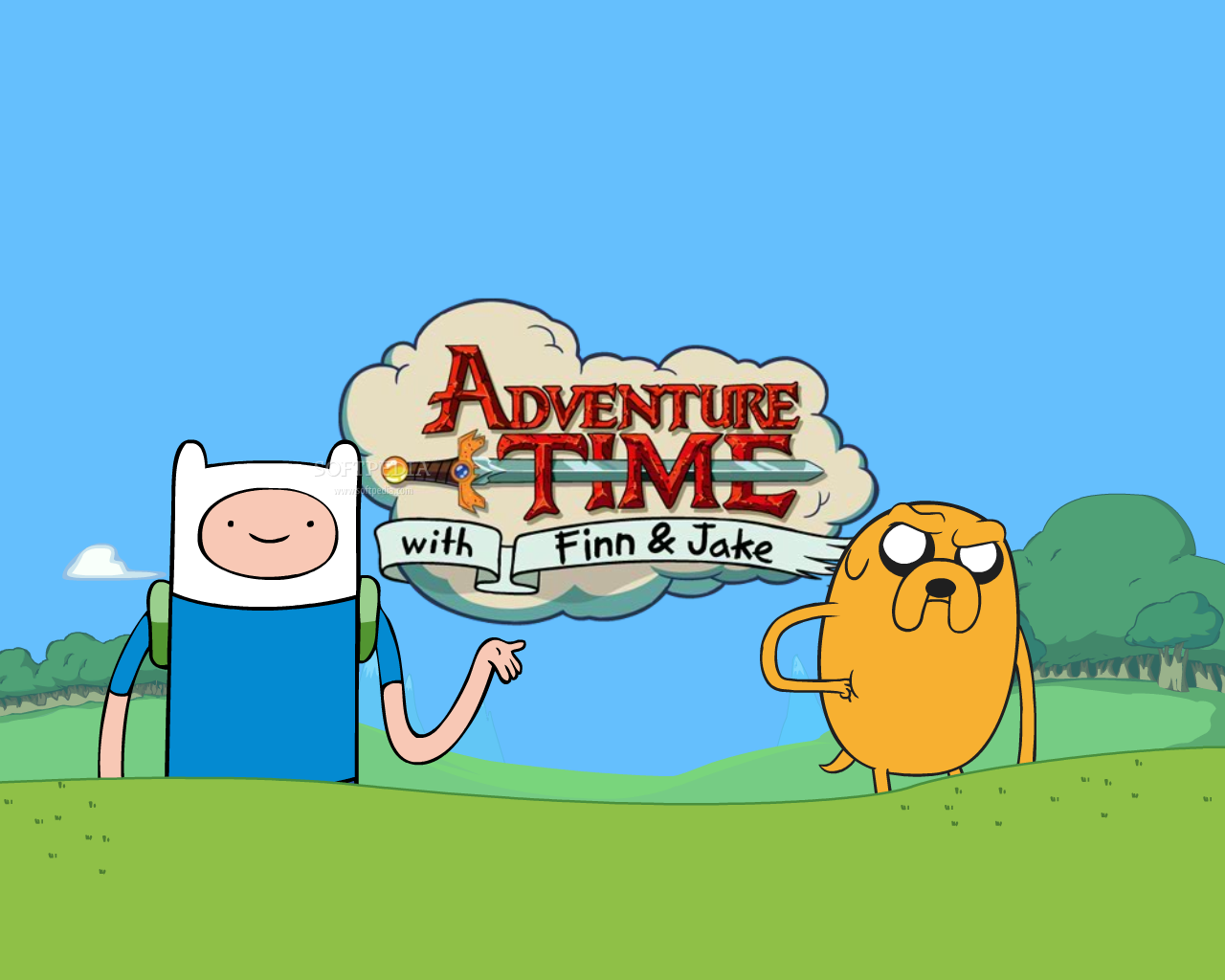 Adventure Time: Heroes of Ooo Android Apk Oyun resimi 2