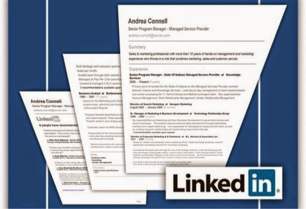 Resume writing services reviews linkedin