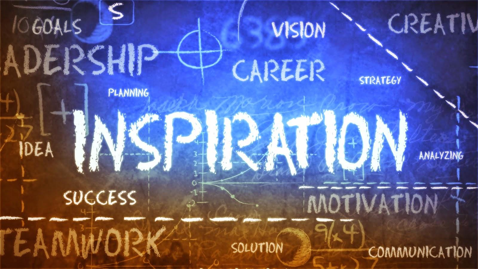 bagaimana hendak mencari inspirasi