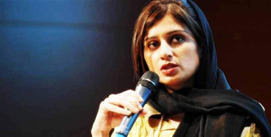 Biography Hina Rabbani Khar : Queen of Internet Polititions