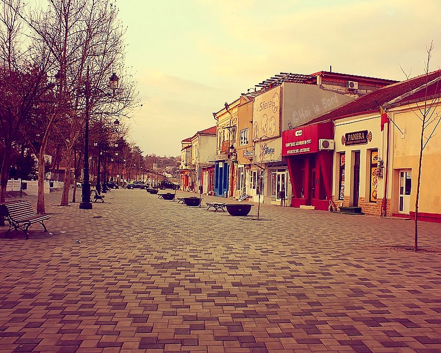 centru sit urban cernavoda