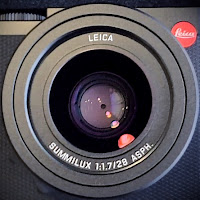 Latest little Leica