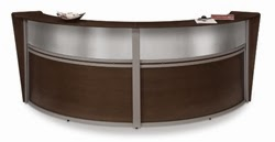 OFM Marque Series Reception Desks