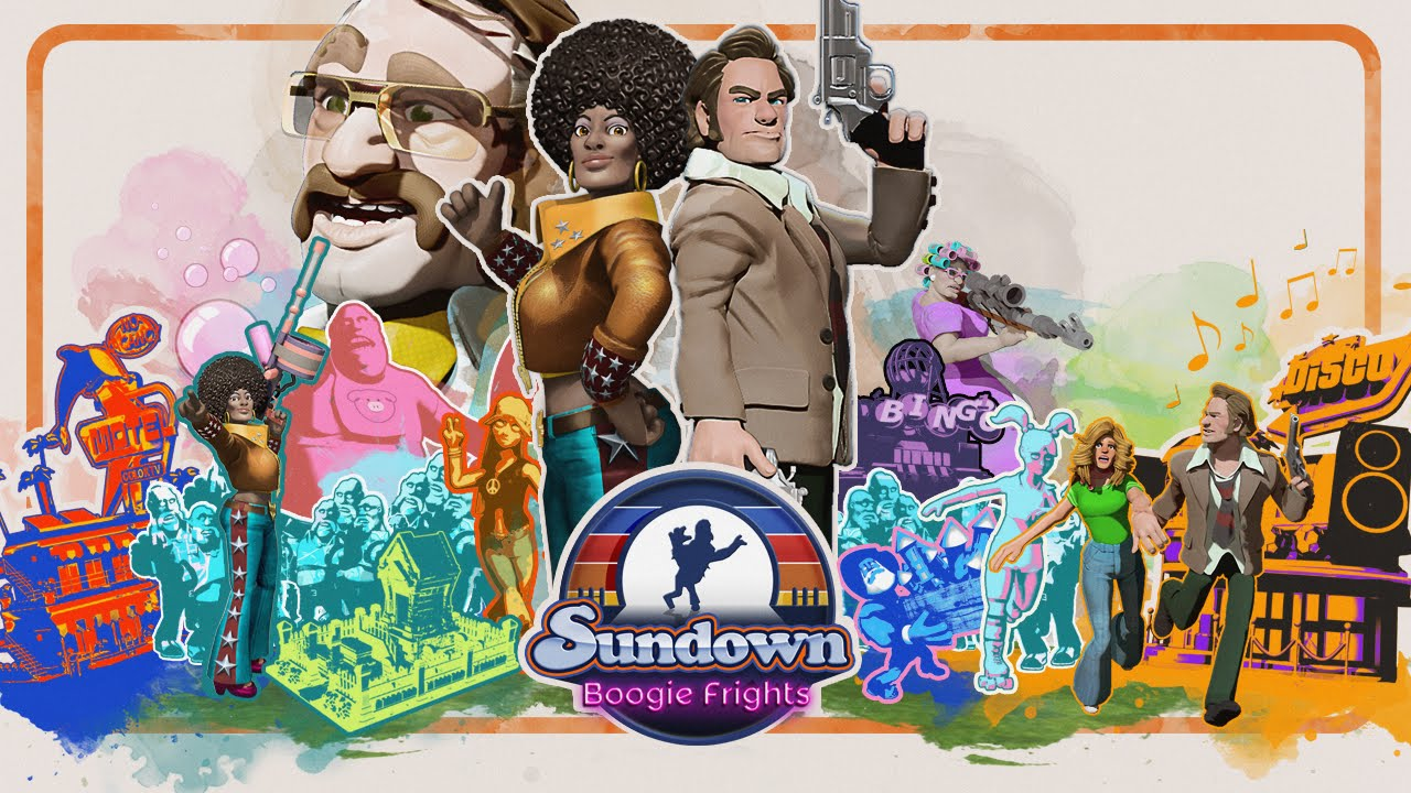 Sundown: Boogie Frights Gameplay IOS / Android