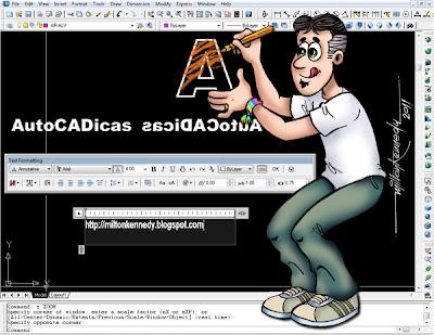 Dicas de AutoCAD