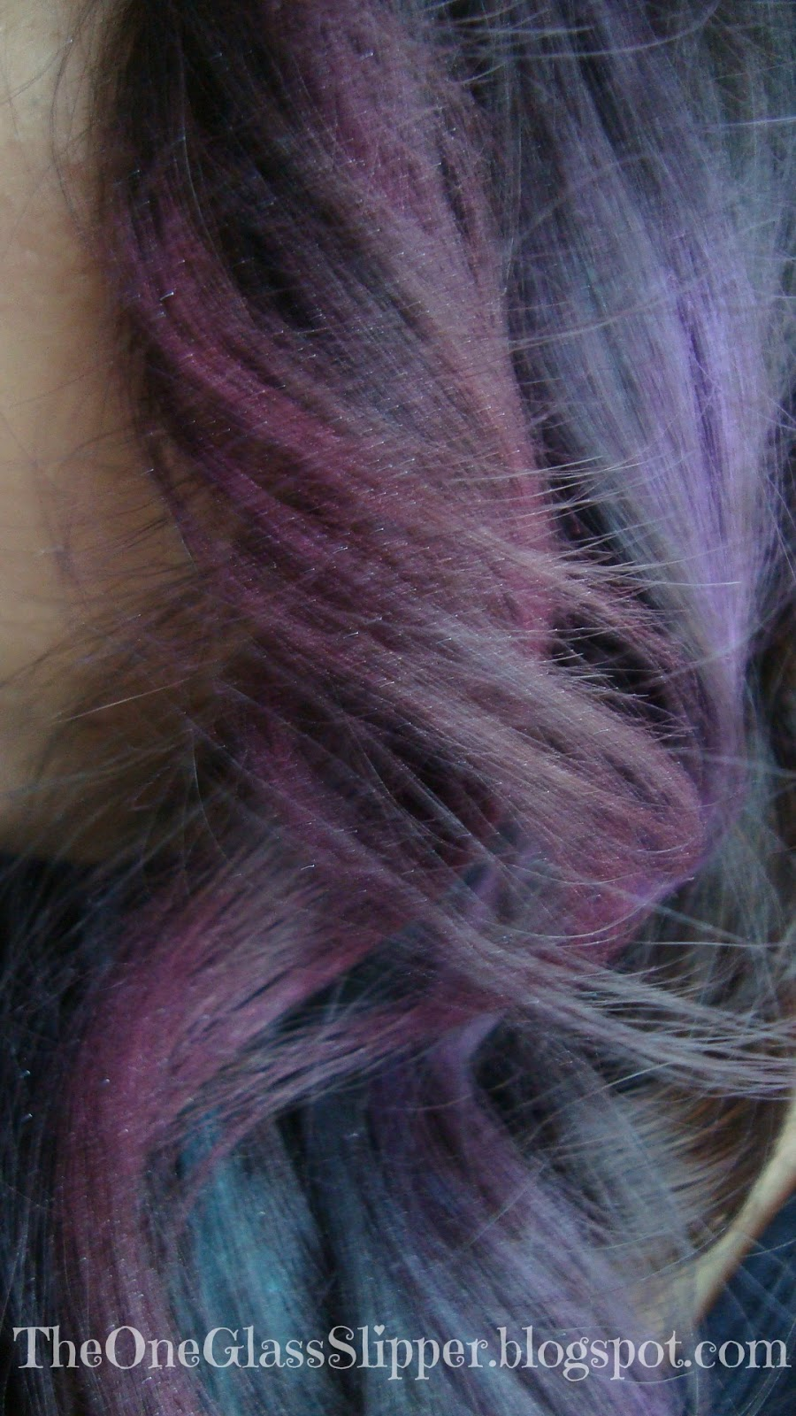 Does Splat Hair Chalk Work On Dark Hair