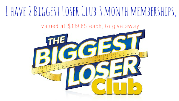 fit - An inspirational mum & Biggest Loser workout program giveaway