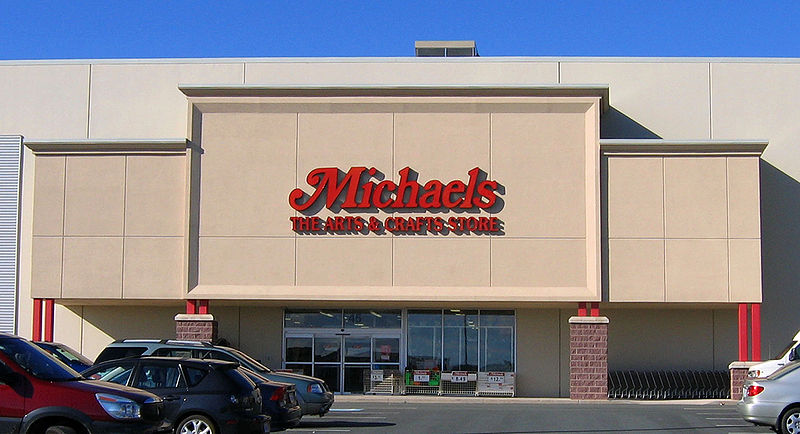 Rgis inventory blog michaels stores 39 checkout terminals for Michaels craft store utah