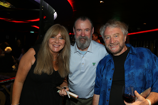 Frances Black, Donie Carroll and Shay Black (Photo: Frank Rudiger)