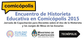 Encuentro de Historieta Educativa Comicópolis 2015
