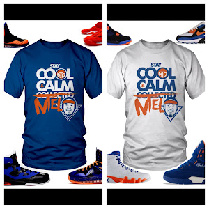 Stay Cool,Calm & MELO T-Shirt
