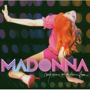 Madonna-Confessions on a Dancefloorr