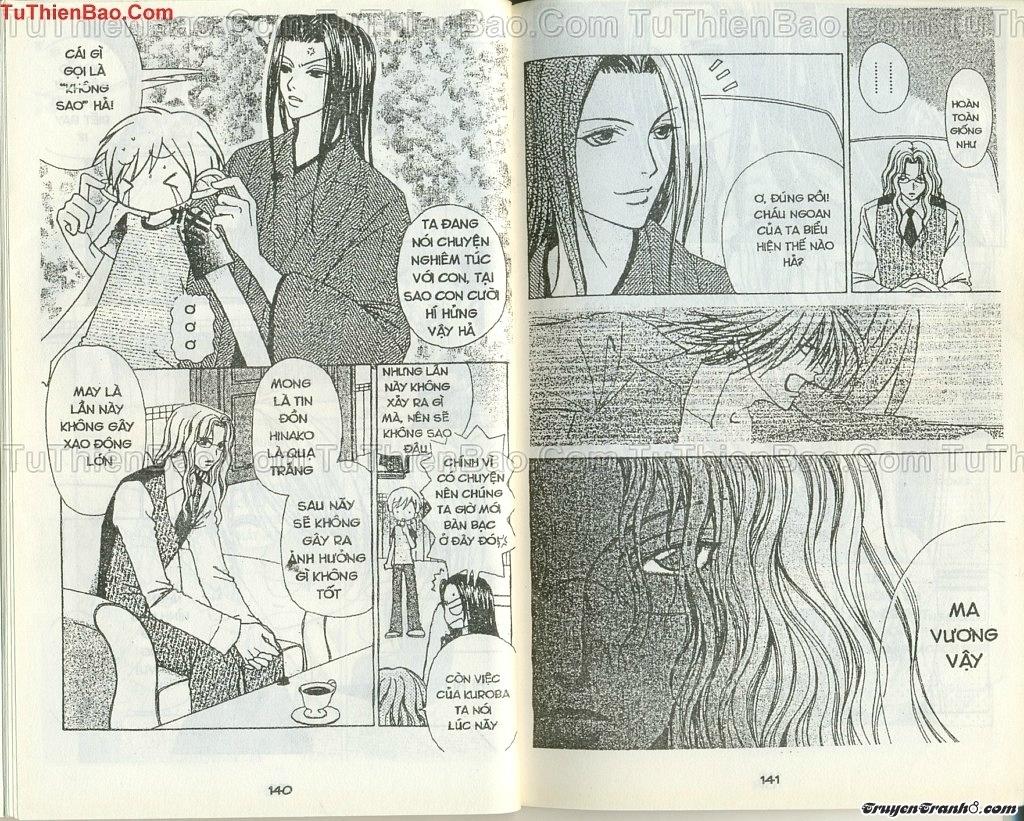 Quái Vật đáng Yêu - Love Monster Chap 42 Trang 20