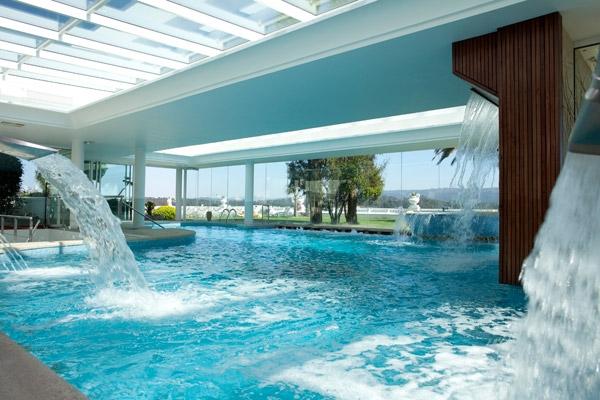Turismo galego cinco estrellas for Hotel luxury la toja