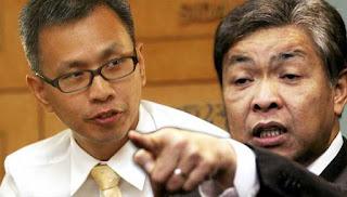 Debat 1MDB bukti kejantanan Arul, Tony Pua